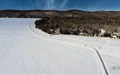 Patinoire et ski de fond